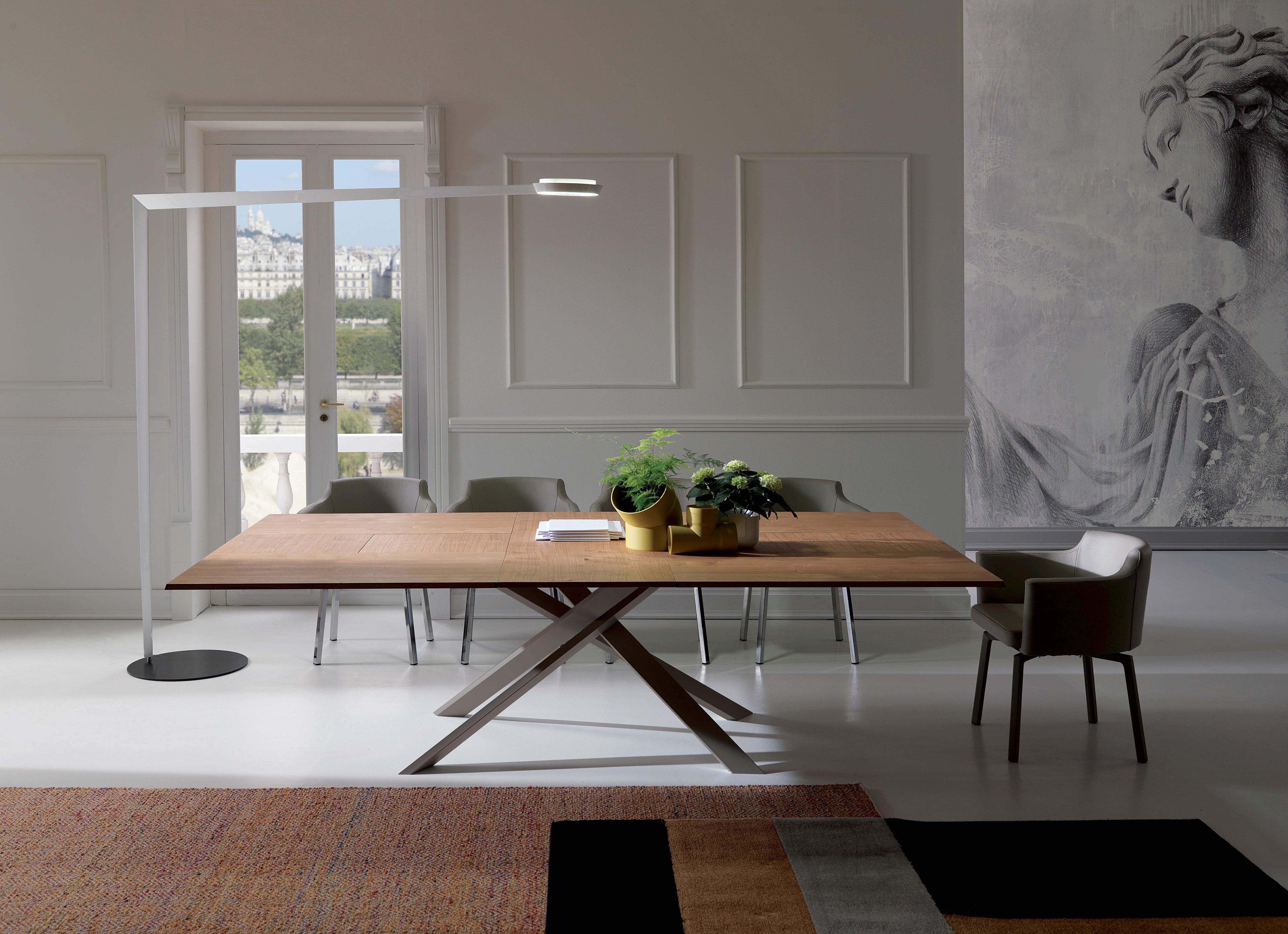 Ozzio Design Italia.4x4 By Ozzio Italia Dining Table 10 Pax Djcolifestyle