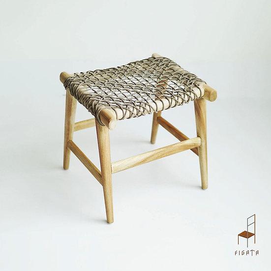 Kontika stool - Outdoor Solid Wood Furniture