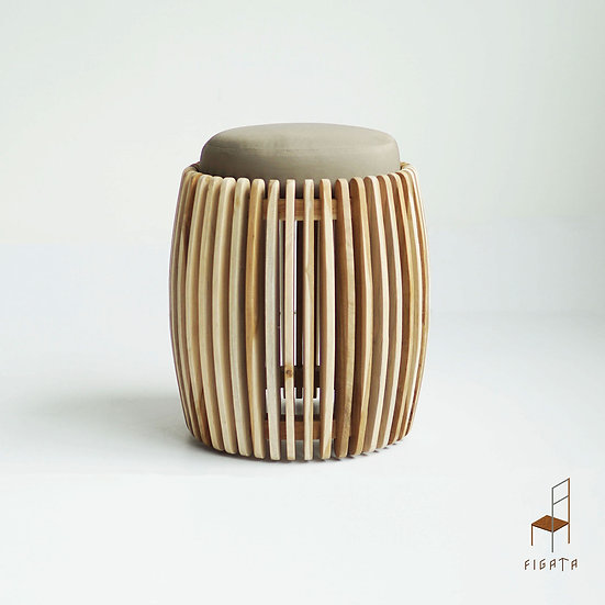 Rujiki Stool - Outdoor Furniture