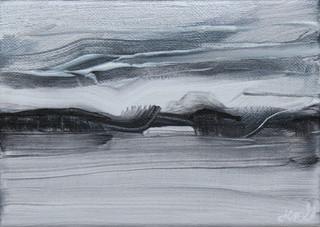 Silver Study II Haro Strait