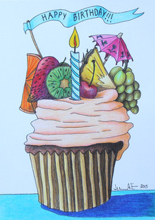 Birthday Parfait