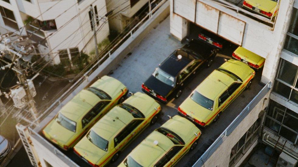 Sleeping taxi