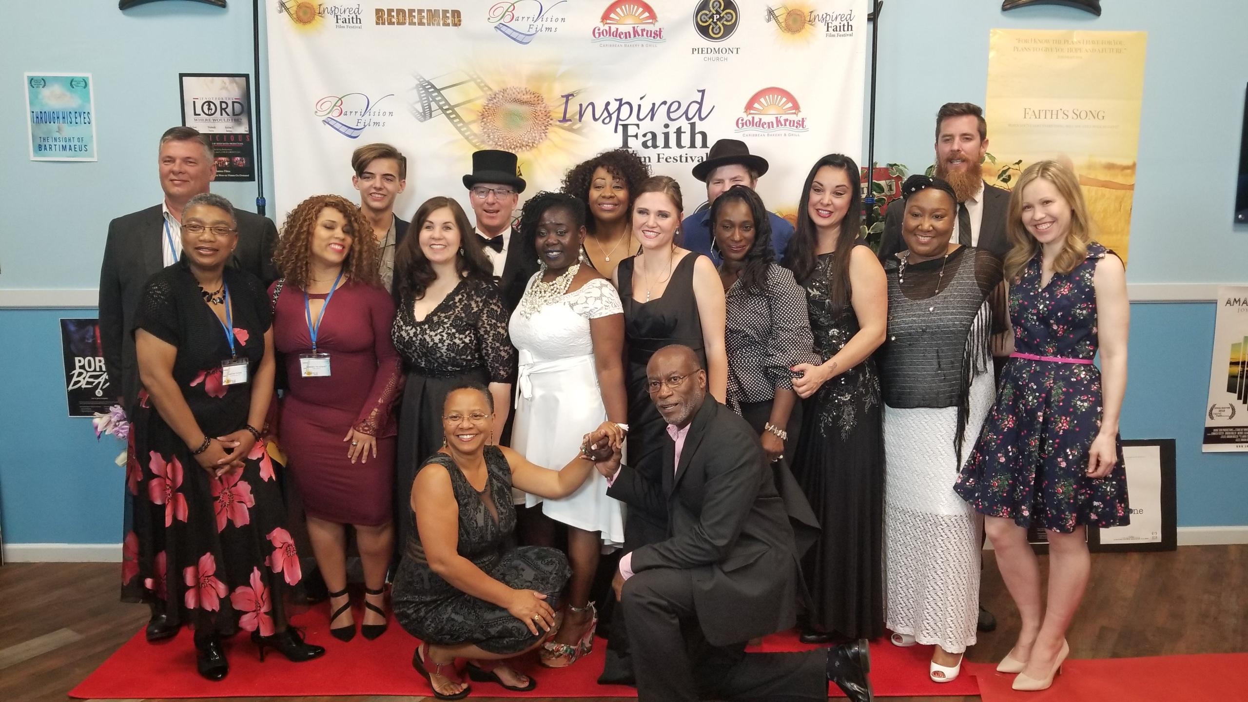 Inspire Faith Filmmakers