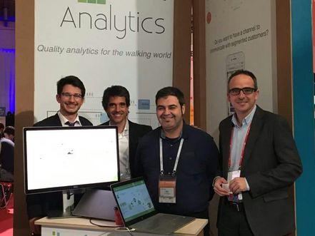 Foot Analytics at 4YFN 2018