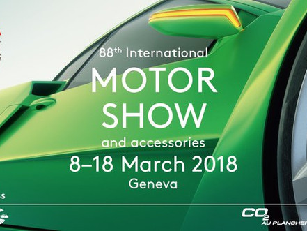 88th Geneva Motorshow and Foot Analytics