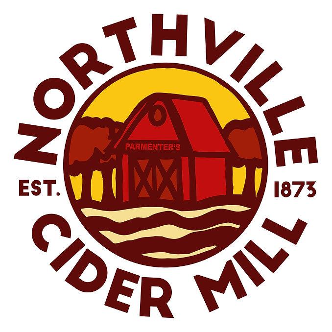 Northville Cider Mill Logo 2018 Color Hi