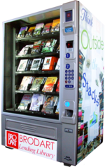 Library Vending Machines