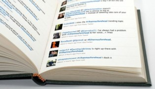 books from twitter