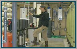 Jimbo at OSI plant