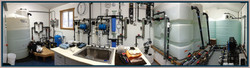 Water treatment panoramic view