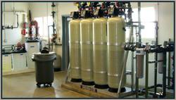 FAA water treatment plant