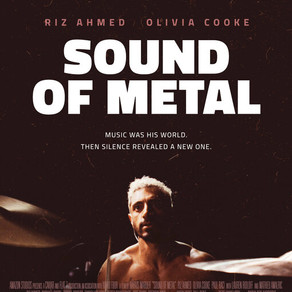 Kierre's Review of Sound of Metal 2019 ★★★½