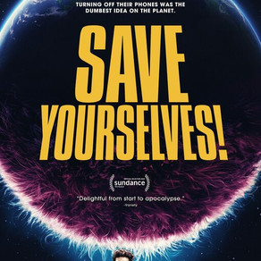 Jason's Review of Save Yourselves! 2020 ★★★★