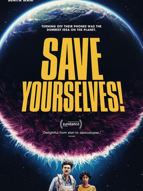 Kierre's Review of Save Yourselves! 2020 ★★★