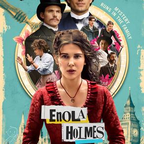 Jason's Review of Enola Holmes 2020 ★★★★