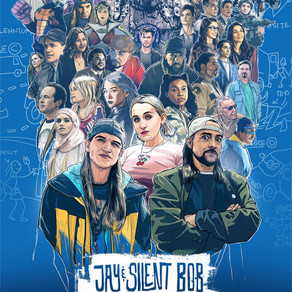 Jason's Review of Jay and Silent Bob Reboot 2019 ★★★½