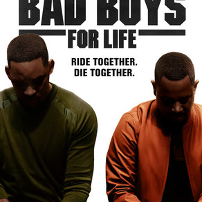 Jason's Review of Bad Boys for Life ★★★★