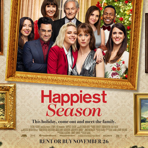 Jason's Review of Happiest Season 2020 ★★★½