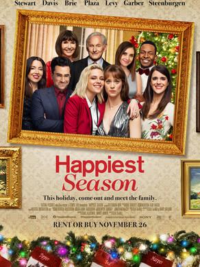 Kierre's Review of Happiest Season 2020 ★★½
