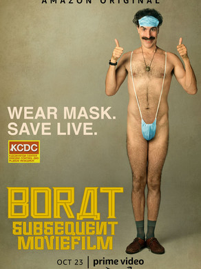 Kierre's Review Borat Subsequent Moviefilm 2020 ★★★