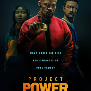 Jason's Review of Project Power 2020 ★★★★