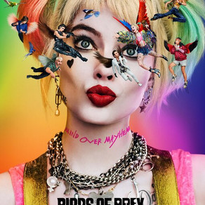 Kierre's Review of Birds of Prey ★★★½