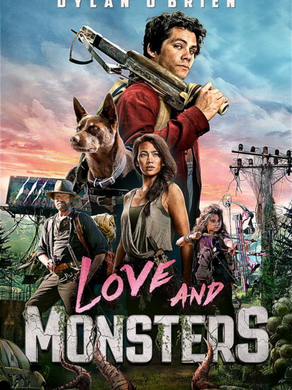 Kierre's Review of Love and Monsters 2020 ★★★½