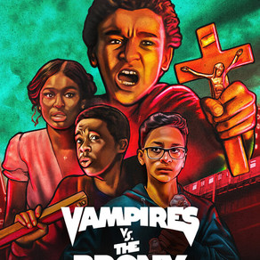 Jason's Review of Vampires vs. the Bronx 2020 ★★★★