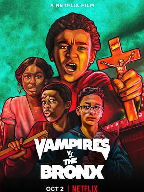 Kierre's Review of Vampires vs. the Bronx 2020 ★★★