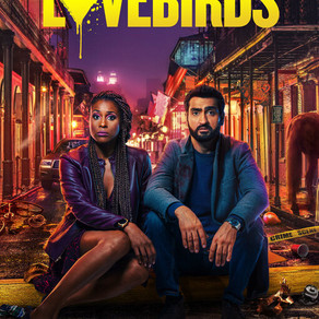 Jason's Review of The Lovebirds 2020 ★★★