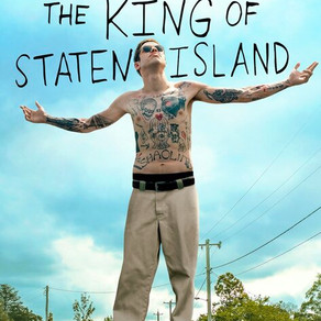 Jason's Review of The King of Staten Island 2020 ★★★★½