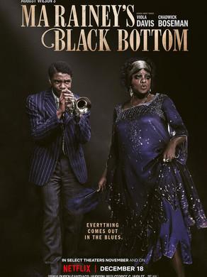 Kierre's Review of Ma Rainey's Black Bottom 2020 ★★★★