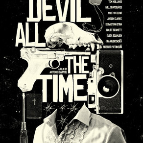Jason's Review of The Devil All the Time 2020 ★★★½