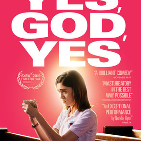 Jason's Review of Yes, God, Yes 2019 ★★★½
