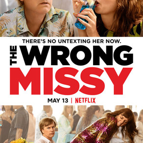 Jason's Review of The Wrong Missy 2020 ★★★