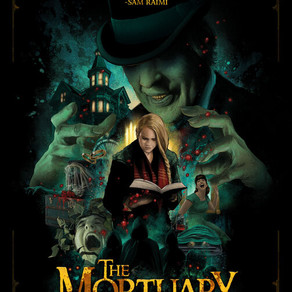 Jason's Review of The Mortuary Collection 2019 ★★★★