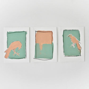 Series of Three (Framed)
