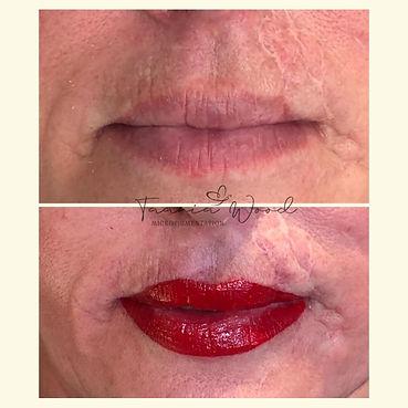 Lip Blush Tattoo_Storrington_Sussex