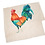 Thumbnail: Tea Towel with Rooster