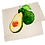 Thumbnail: Tea Towel with Avocado