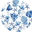 Thumbnail: Linen Blue Reef Tunic