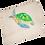 Thumbnail: Tea Towel with Sea Turtle
