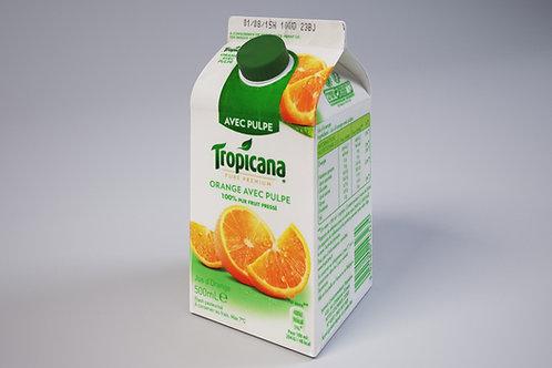 Pack de jus d'orange