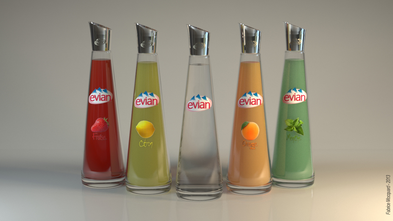 Fruity Evian