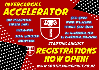 Southland Cricket Invercargill Accelerator 2021.png