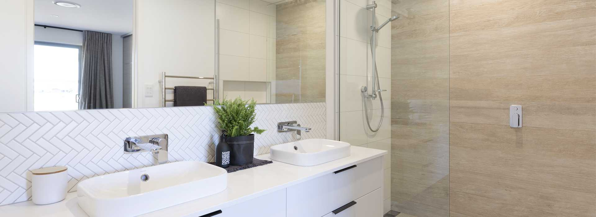 Signature Show Home bathroom