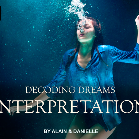 Decoding Dreams Interpretation
