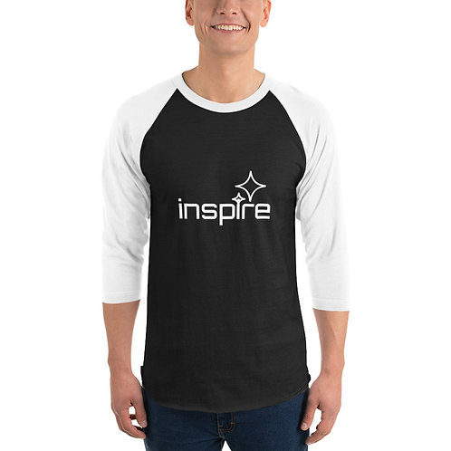 Inspire - 3/4 sleeve raglan shirt