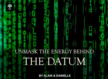 Unmask The Energy Behind The Datum