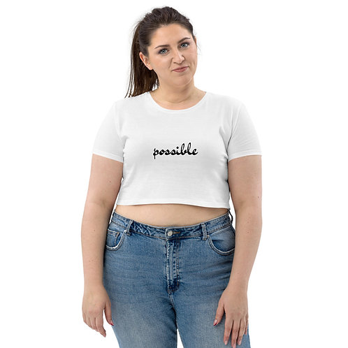 Possible - Organic Crop Top